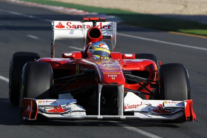 Quarto posto per Alonso