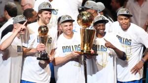 Dallas Mavericks campioni NBA 2011