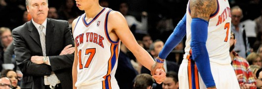 Knicks: Lin, Anthony e D'Antoni