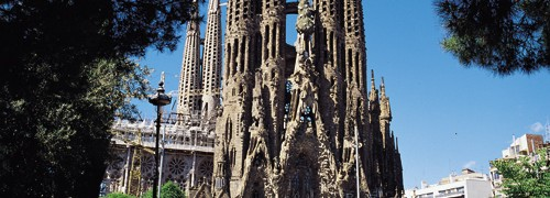 La Sagrada Familia - Barcellona