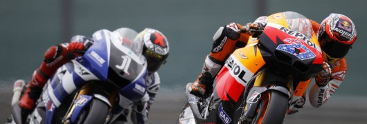 MotoGP: ancora Lorenzo contro Stoner?