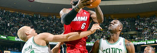 Lebron James: devastante