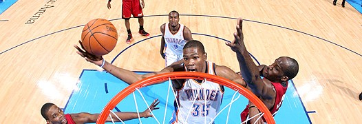 NBA Finals 2012: si parte!