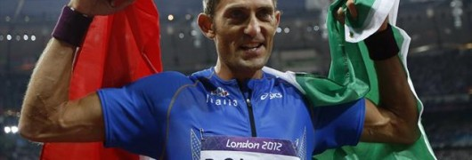 Fabrizio Donato bronzo olimpico
