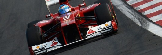 India: Alonso all'attacco di Vettel