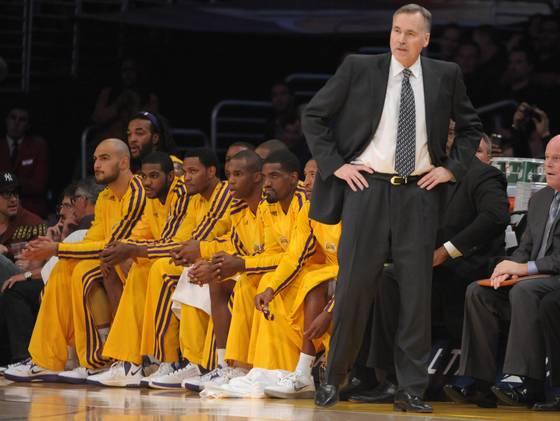 D'Antoni sulla panchina dei Lakers