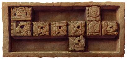 Google Doodle per i Maya