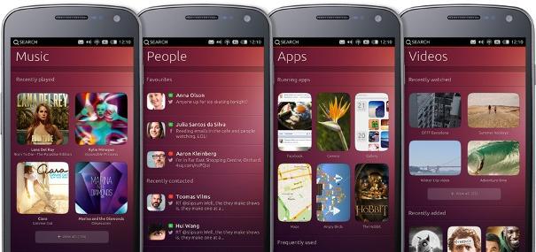 Ubuntu Phone OS - Canonical entra nel mercato degli smartphone