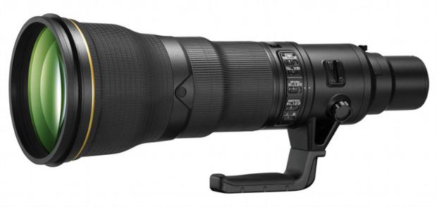 Nikon AF-S Nikkor 800mm f/5,6E ED VR
