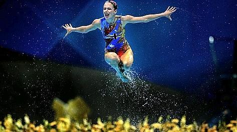 Nuoto sincronizzato a Londra 2012
