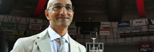 Franck Vitucci, coach di Varese