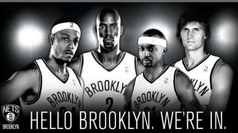 Gli ultimi arrivati dei Brooklyn Nets