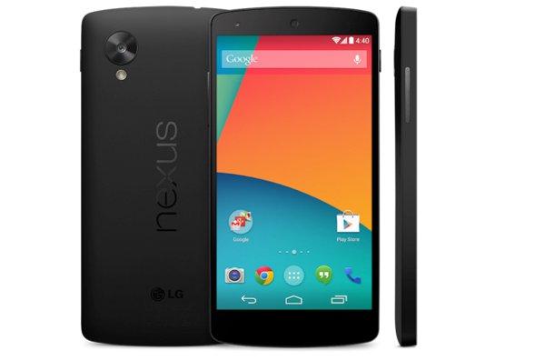 E' in arrivo il Nexus 5 di Google