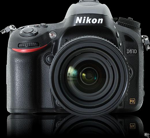 Nikon presenta la nuova D610