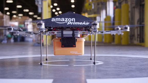 Amazon Prime Air - Il drone di Amazon