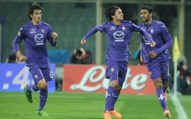 Tripletta di Aquilani con il Genoa