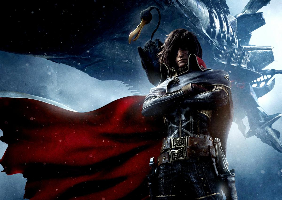 Capitan Harlock: il film