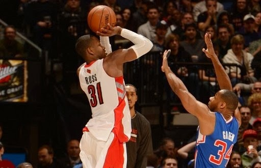 Terrence Ross ha segnato 51 contro i Clippers