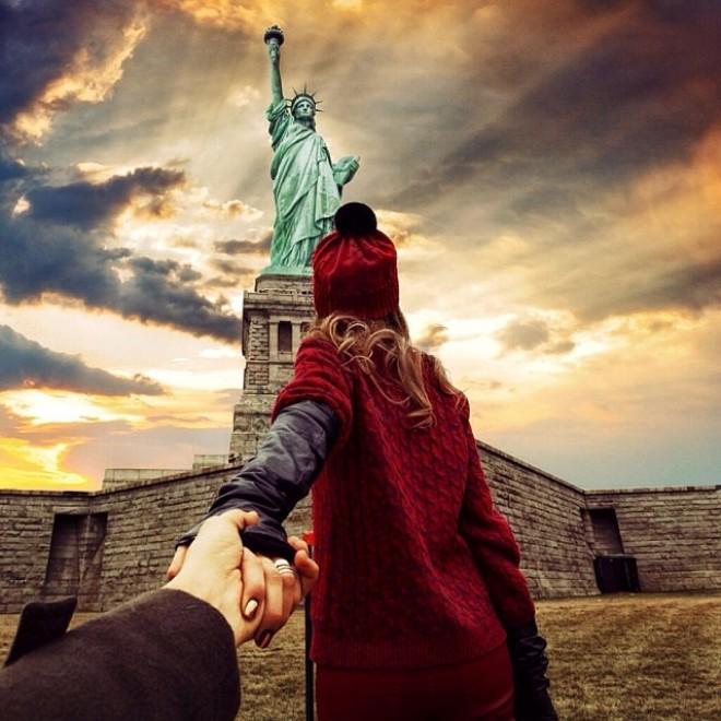 Follow Me: New York