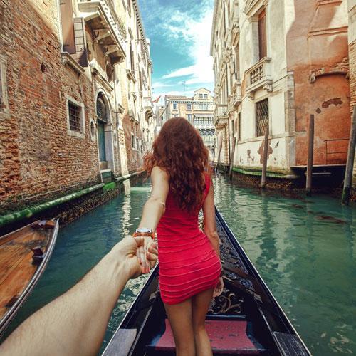 Follow Me: Venezia