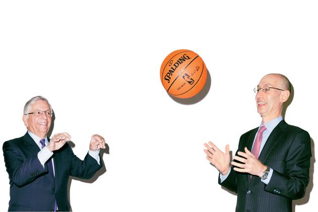 Stern passa la palla della NBA ad Adam Silver