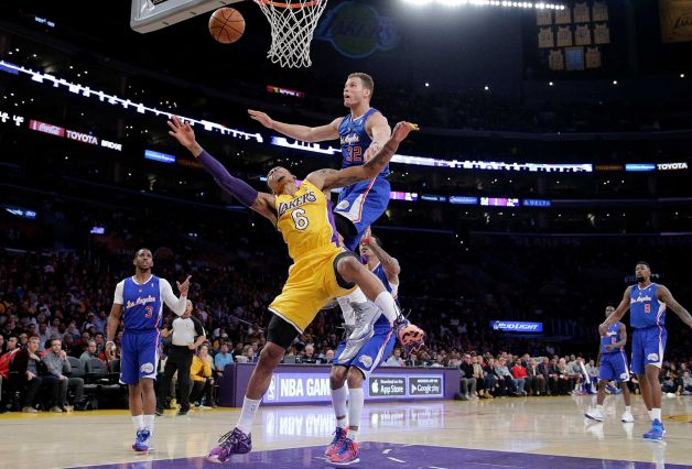 Blake Griffin e i Clippers hanno annientato i Lakers
