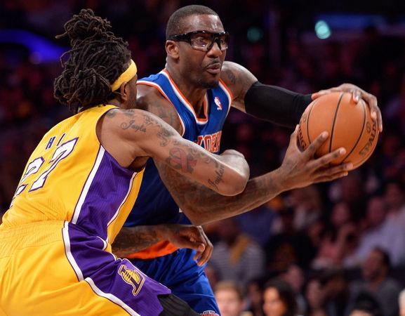 Lakers-Knicks 127-96