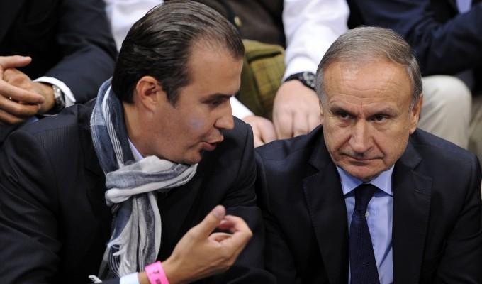 Basket: Petrucci con Pianigiani
