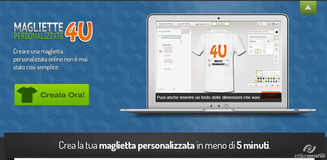 Crea le tue magliette personalizzate sul Basket!