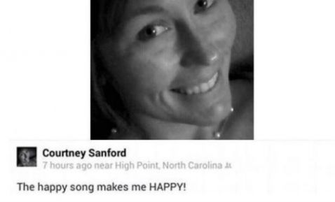 Il Selfie mortale di Courtney Ann Sanford