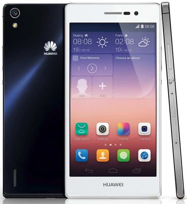 Huawei presenta a Parigi l'Ascend P7