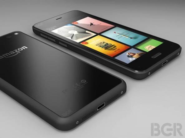 Ecco il primo Smartphone targato Amazon