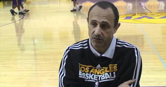 Ettore Messina sarà il nuovo Capo Allenatore dei Lakers?