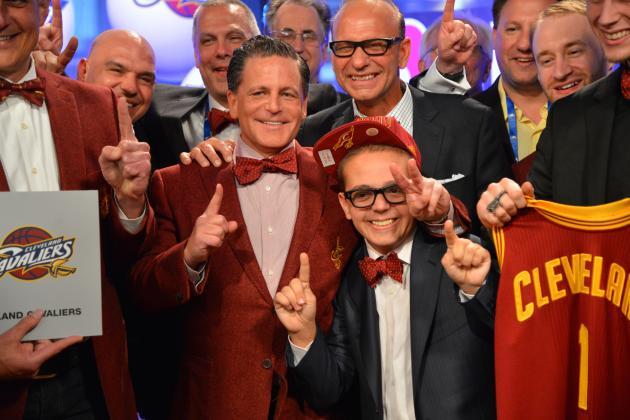 NBA: ai Cleveland Cavs la Lottery 2014 per il Draft