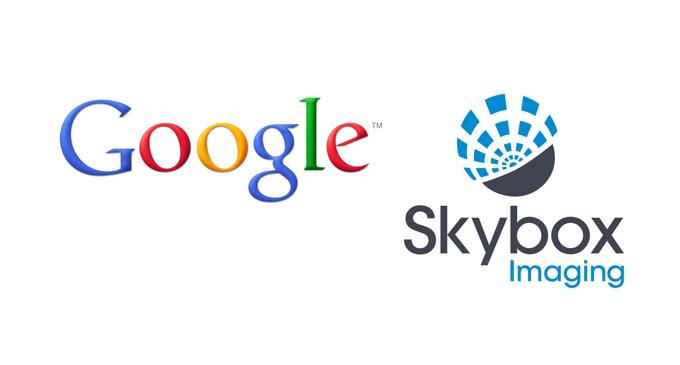 Google si accorda con SkyBox