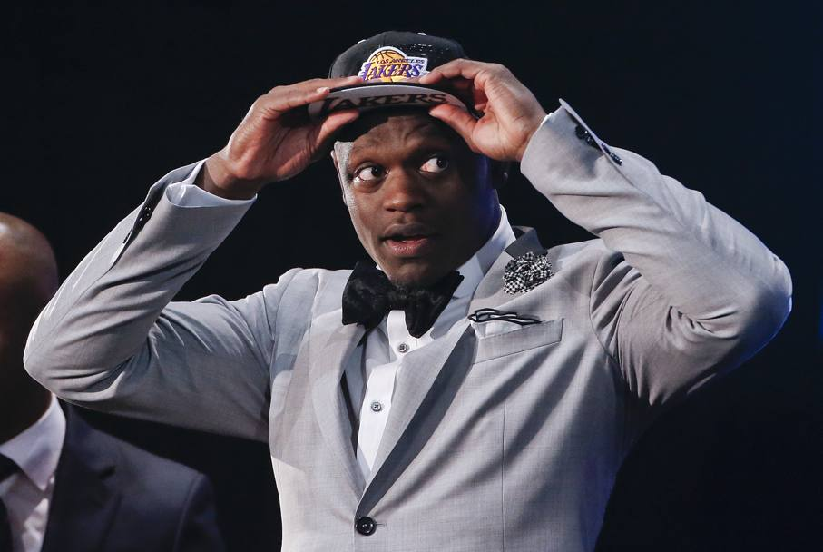 Draft 2014: Julius Randle ai Lakers