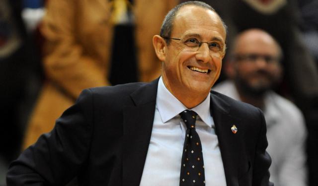Ettore Messina è il nuovo Assistant Coach dei San Antonio Spurs