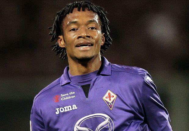 Fiorentina: la settimana di Cuadrado