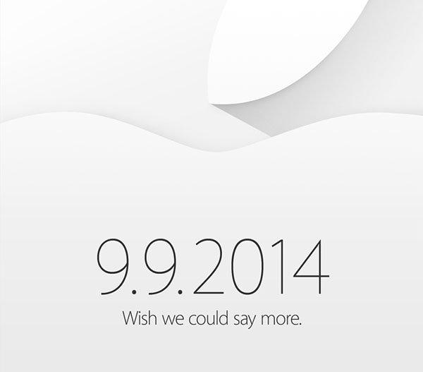 iPhone 6: la presentazione ufficiale il 9 Settembre
