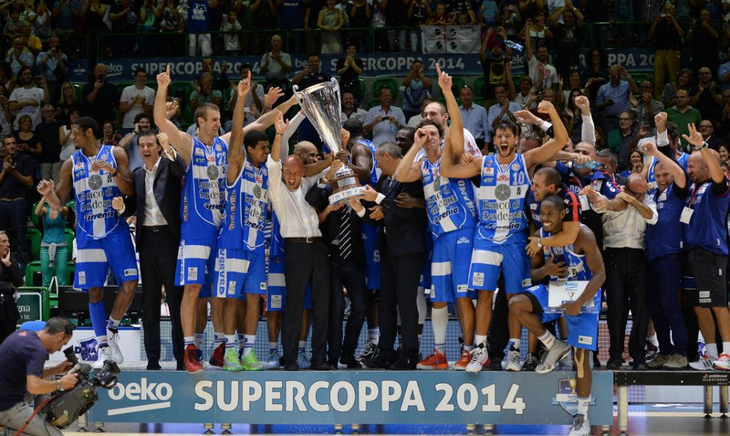 La Dinamo Sassari conquista la SuperCoppa Italiana