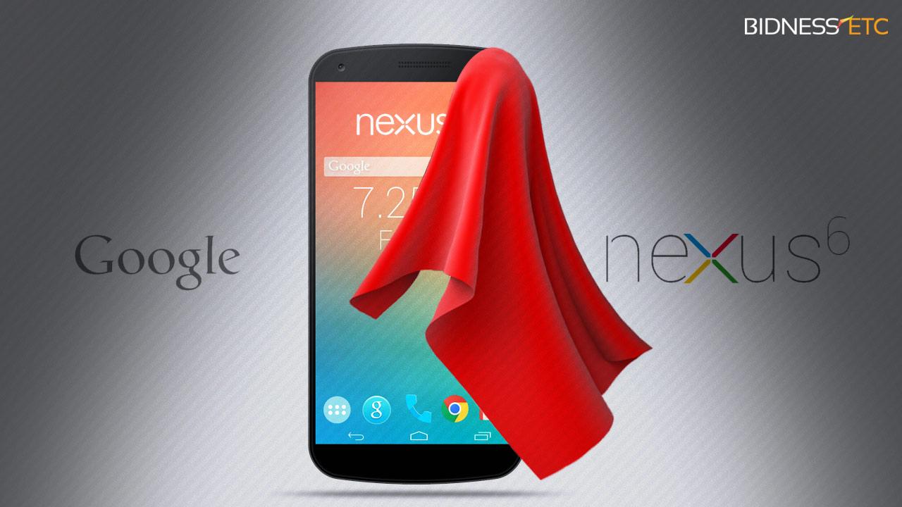 E' il giorno dei nuovi Google Nexus 6 e 9