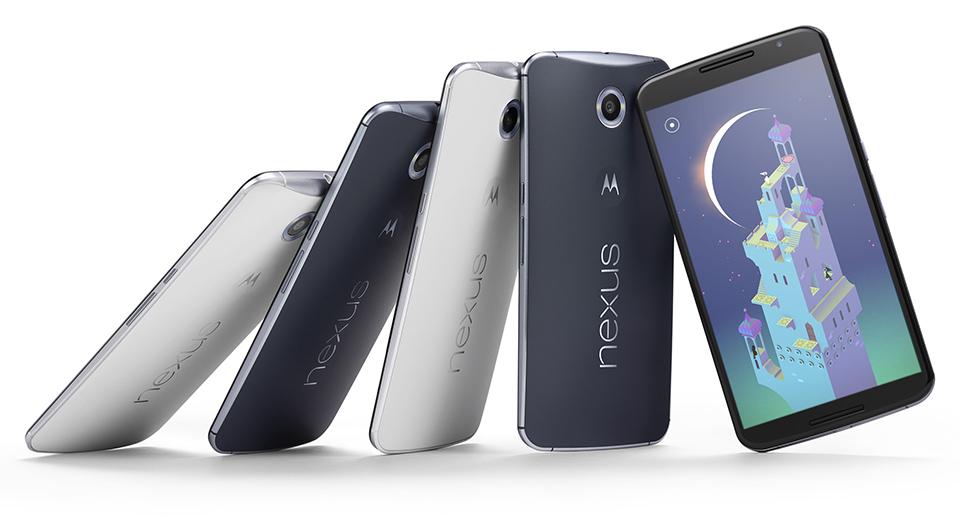 Nexus 6 ora è ufficiale: ecco le caratteristiche del Phablet di Google