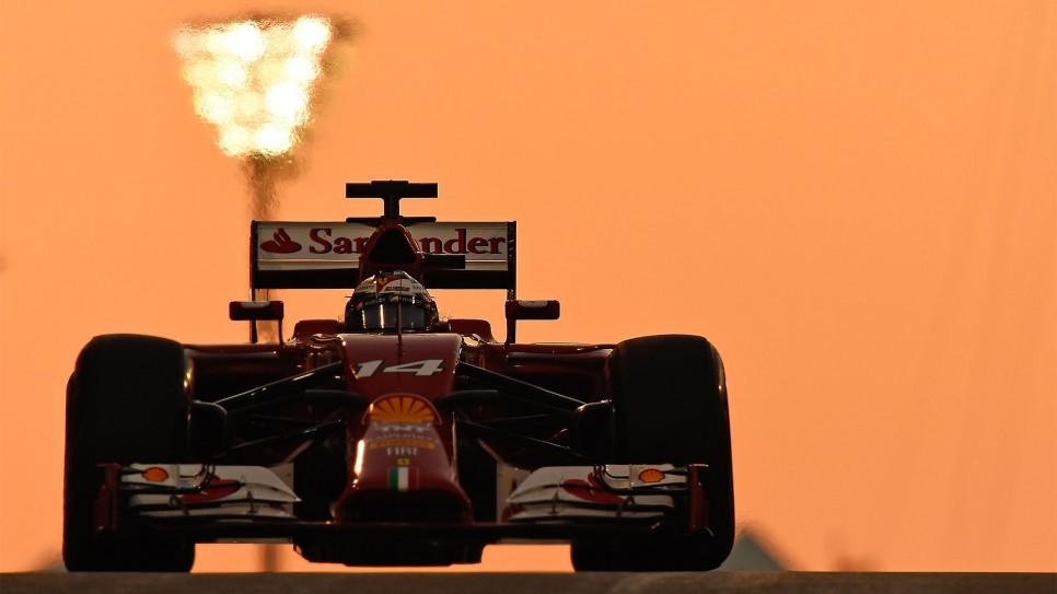 Alonso e la sua ultima gara in Ferrari
