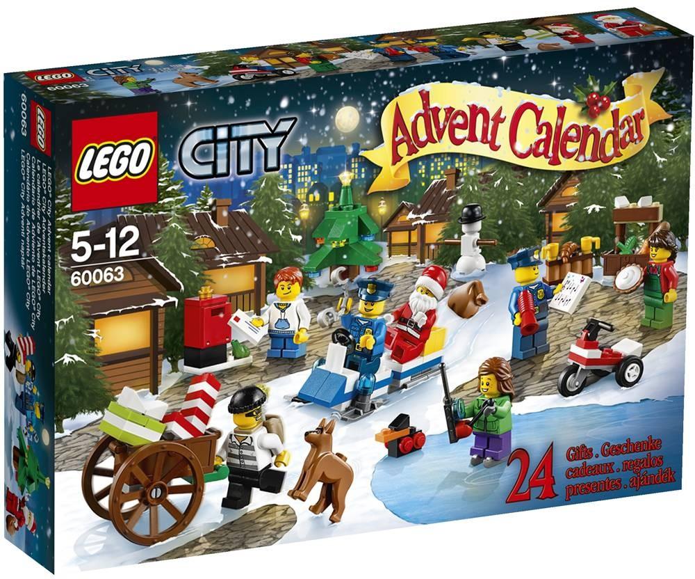 Il Calendario dell'Avvento della Lego - Vaxgelli Blog