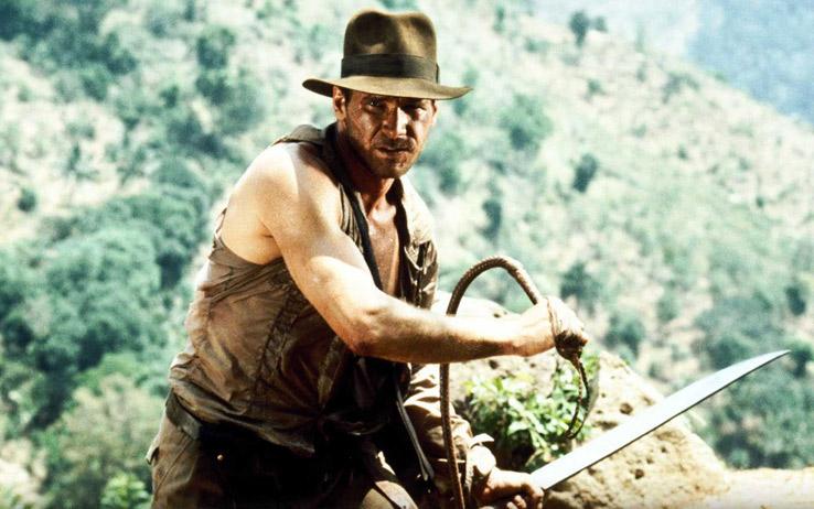 L'omaggio di Sky ad Indiana Jones