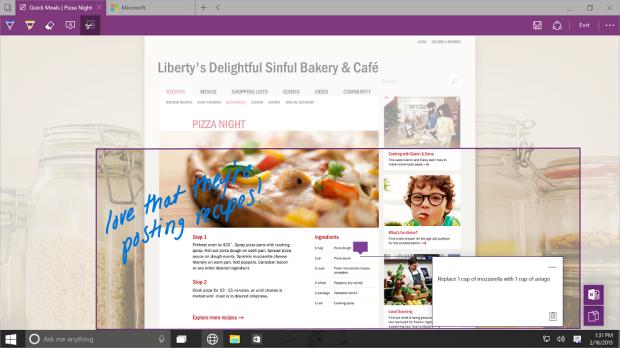 Project Spartan, il nuovo browser di Windows 10