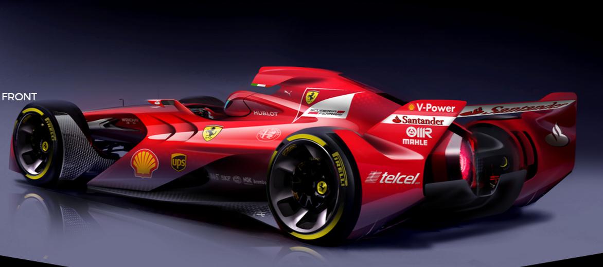 Ferrari Formula 1 Concept