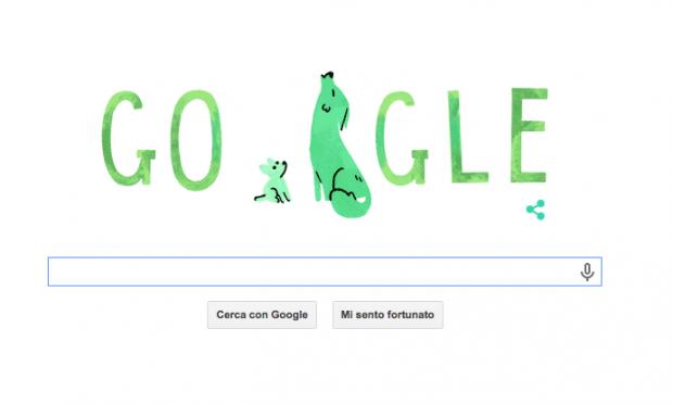Tanti Auguri Babbo!!! Anche Google omaggia tutti i babbi con un Doodle