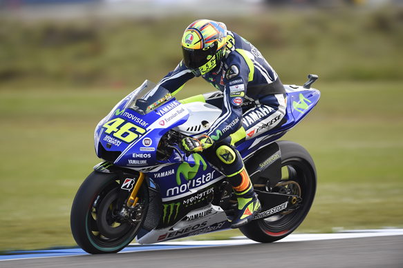 MotoGP: Valetino Rossi a caccia del 10° titolo iridato