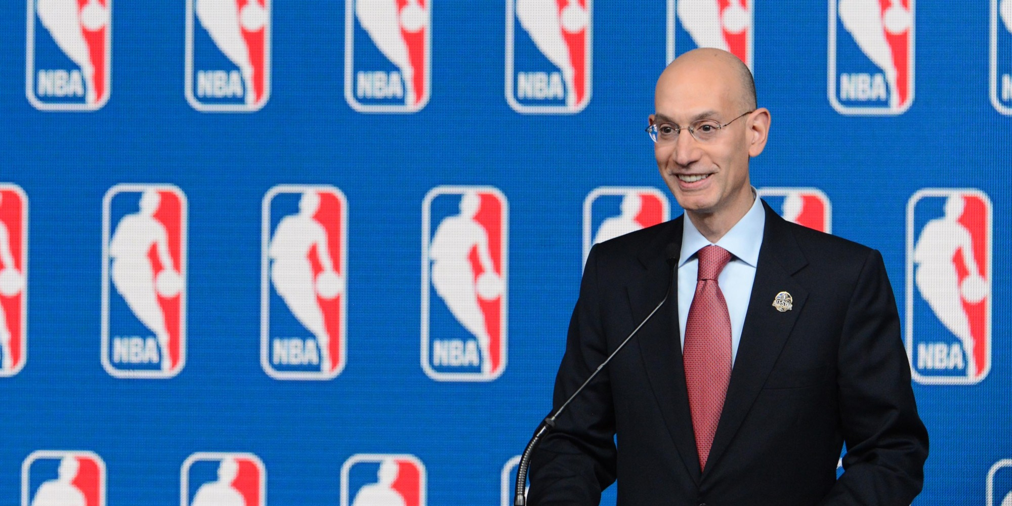 Adam Silver, Commissioner NBA